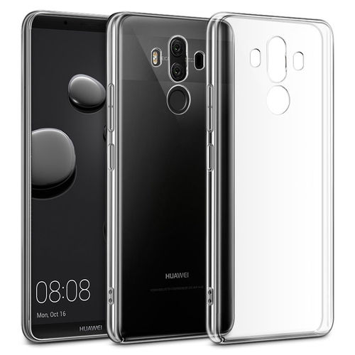 Flexi Ultra Slim Gel Case for Huawei Mate 10 Pro - Clear